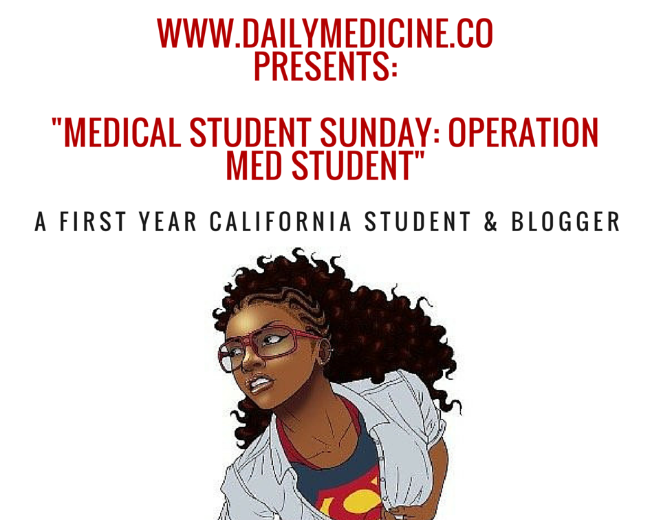dating a medical student blog About aspiring docs aspiring docs is an aamc program developed to increase diversity in medicine it's vital for tomorrow's medical students to be diverse in race, ethnicity, gender, religion, socio-economic status, and sexual orientation, as well as express diversity in experience and thought.